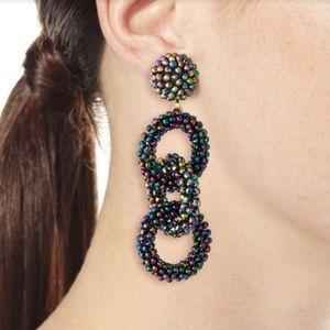 NWT Baublebar Caprica beaded earrings